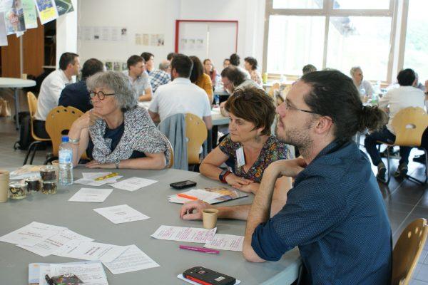 Atelier collaboratif et prospectif