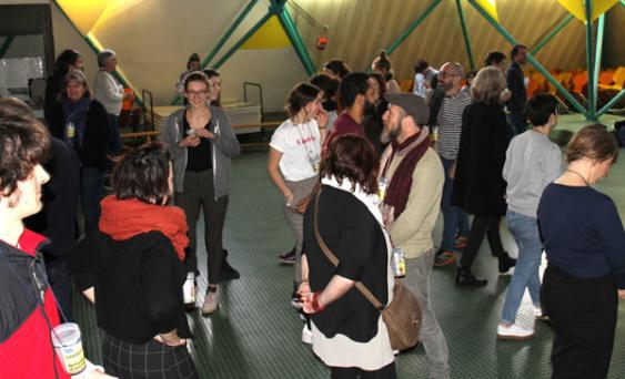 Organiser un événement créatif et collaboratif